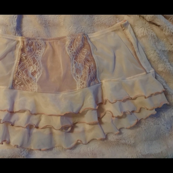d9c62d357046 Apt.9 Intimates & Sleepwear | Apt 9 Gorgeous Lace Skirted Thong ...